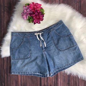 {Old Navy} Blue Jean Shorts
